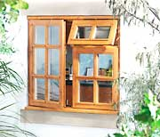FSC timber windows ©Magnet Joinery