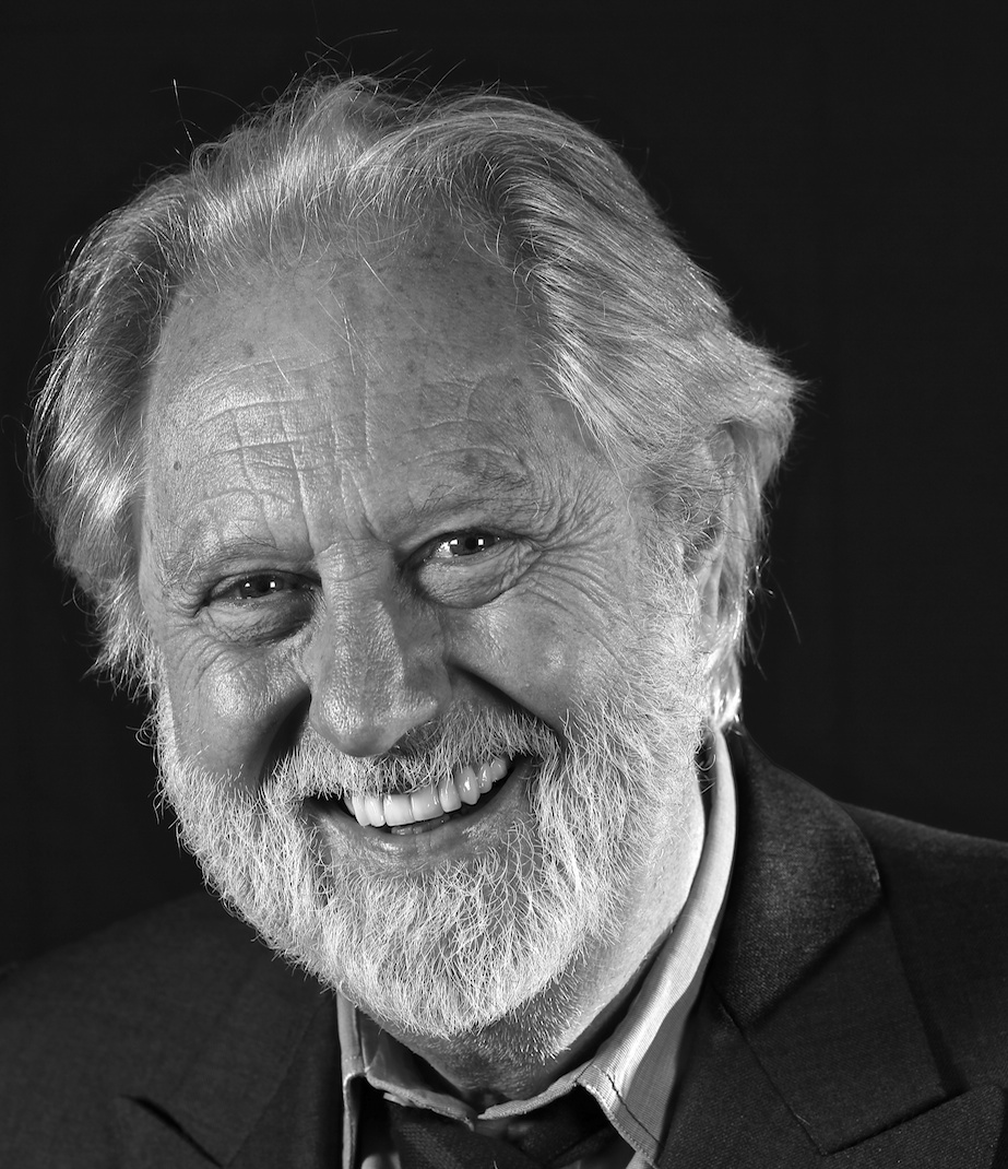 Photo of Lord Puttnam by Martin Sheehan