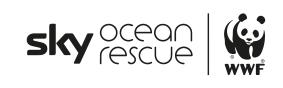 Sky Ocean Hero Logo
