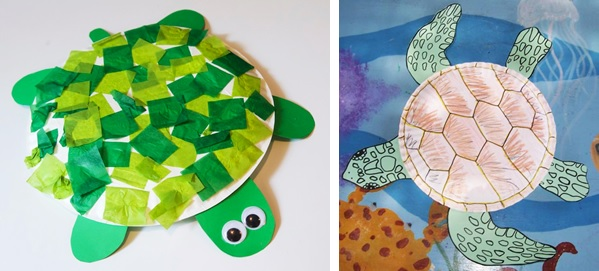 Paper plate turtles  sc 1 st  WWF-UK is & Get Making to #MakeClimateMatter | WWF