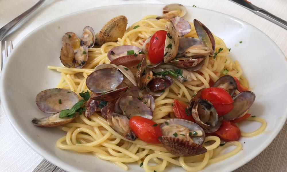 Cooked Clam, Italy