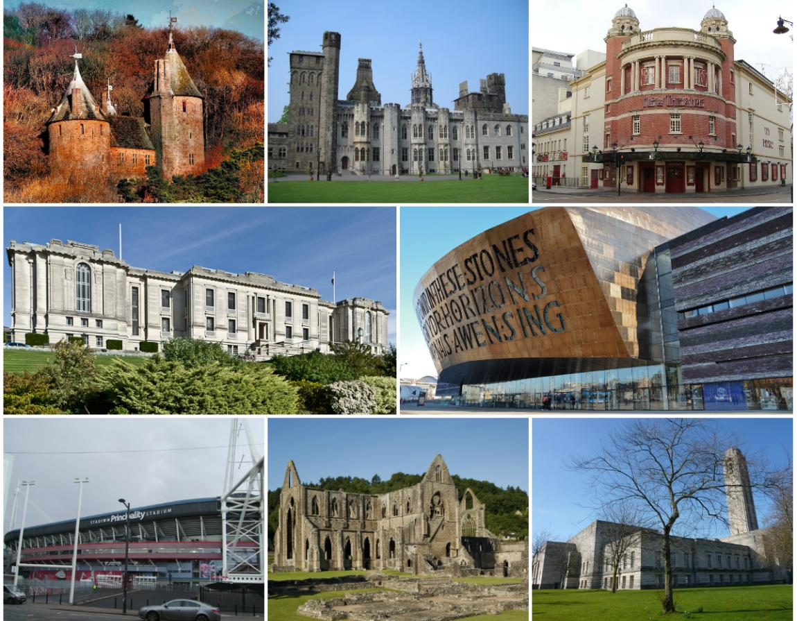 Wales Landmarks