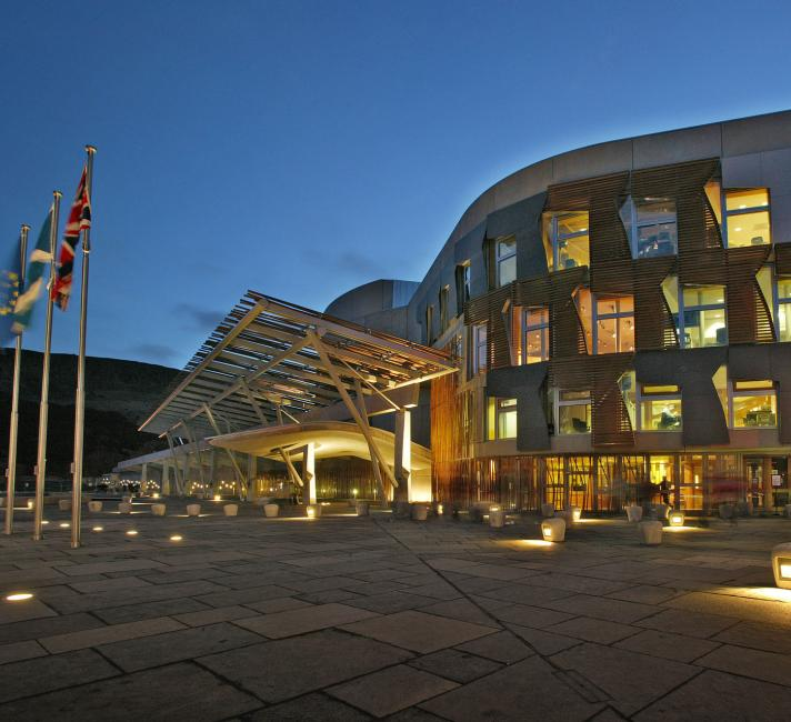 Scottish parliament / Holyrood