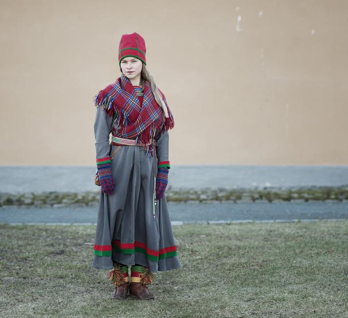 Jannie, representative of the Saami Council