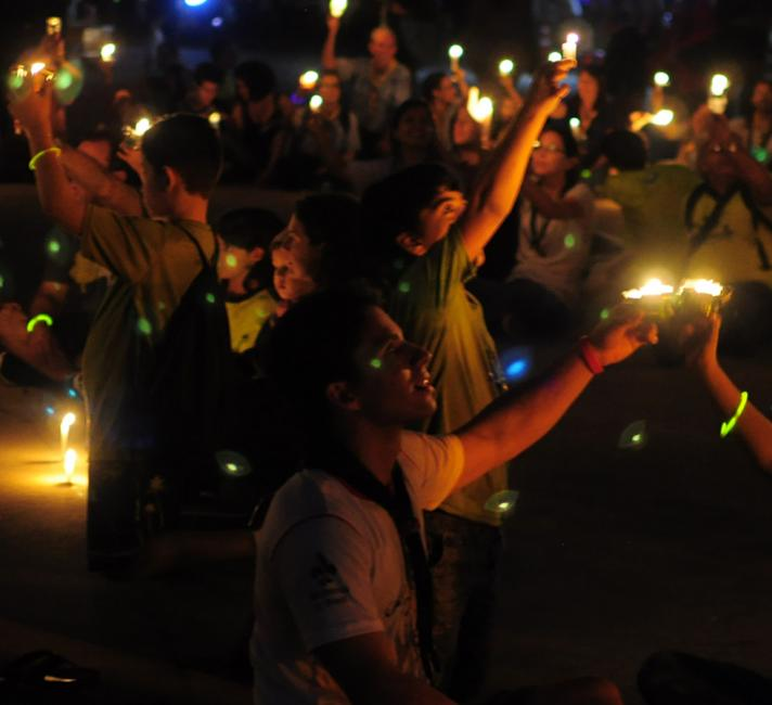 Earth Hour celebrations