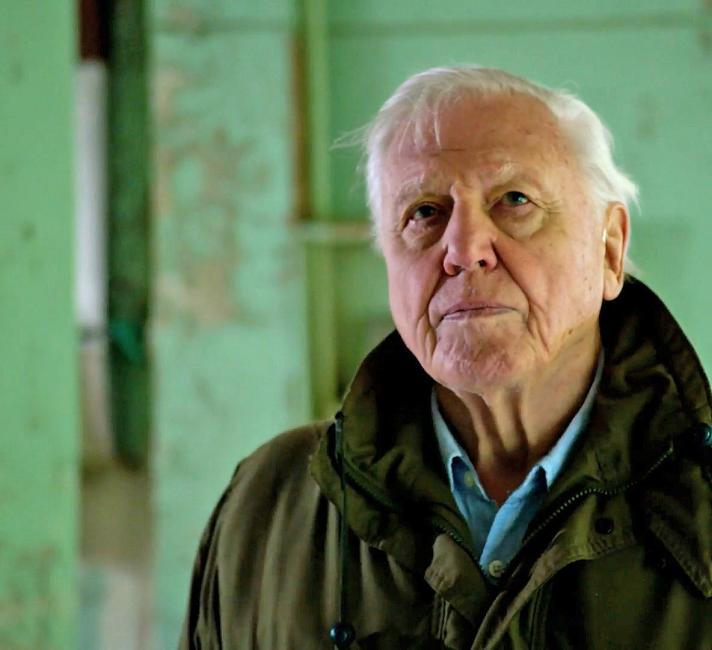 David Attenborough - Film Announcement