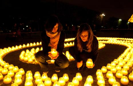 Take part in Earth Hour