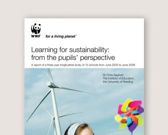 Learning for Sustainability (2009)