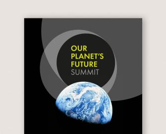 Our Planet 's Future Summit