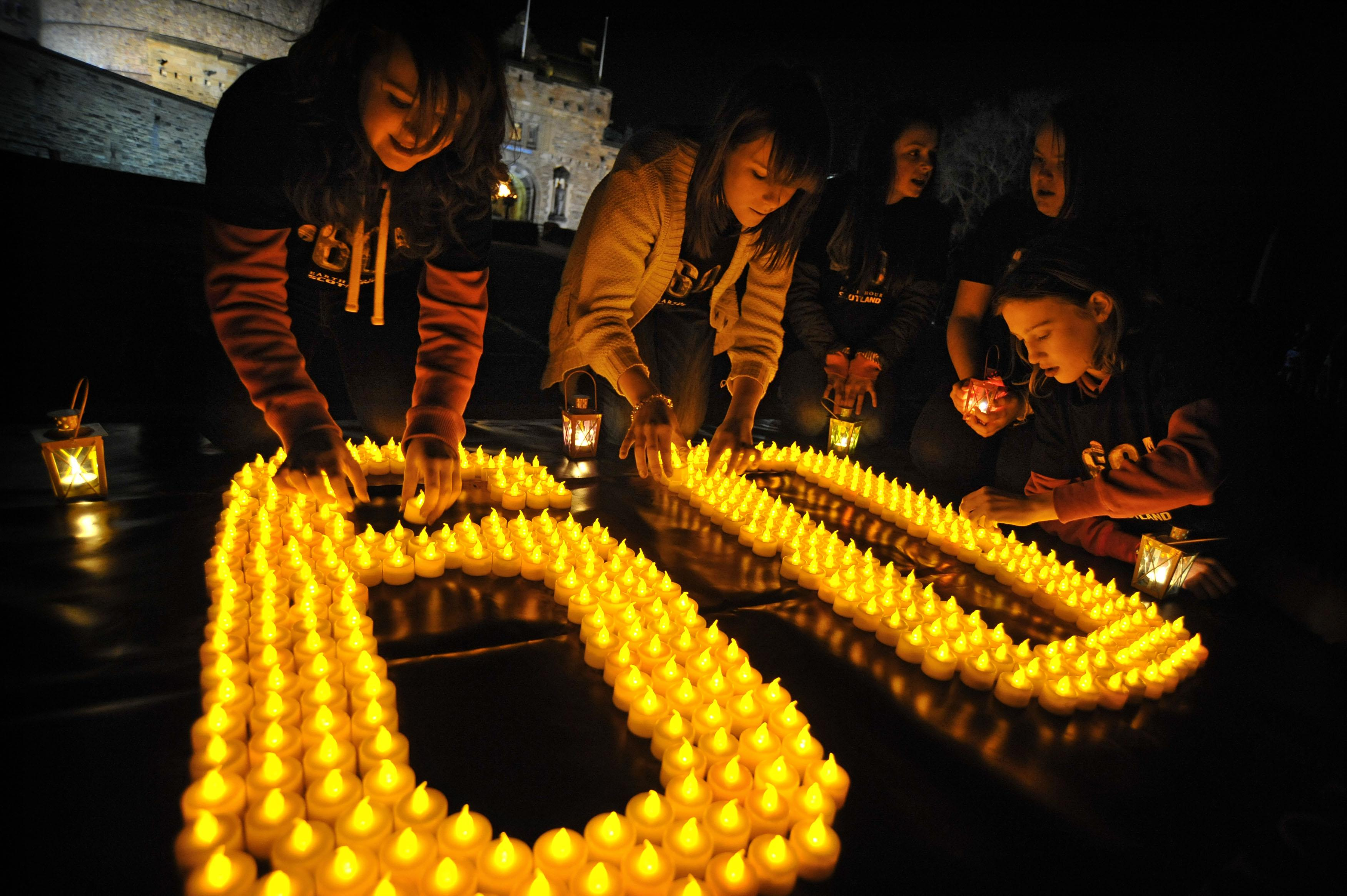 Earth Hour, 28 Mar