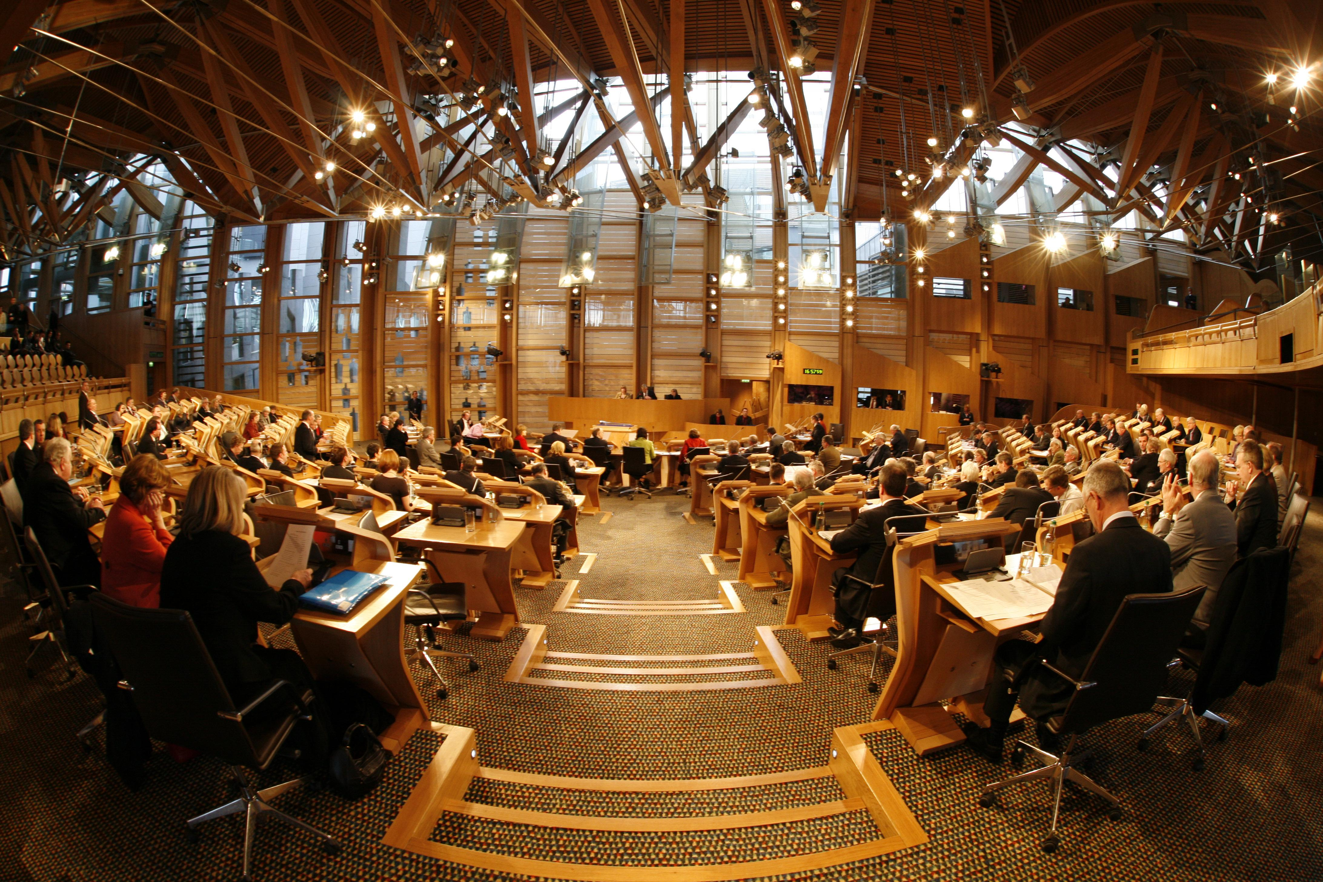 Stage 1 Debate: Scottish Budget 2020-21 - Feb 2020
