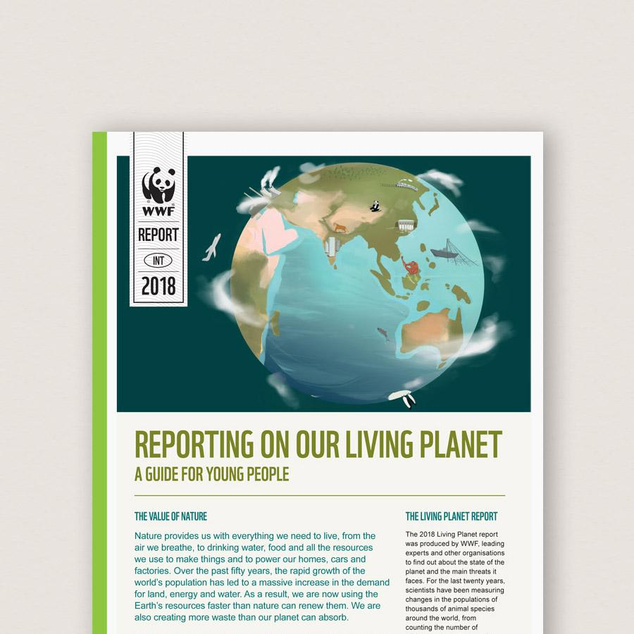 Living Planet Report for Young People