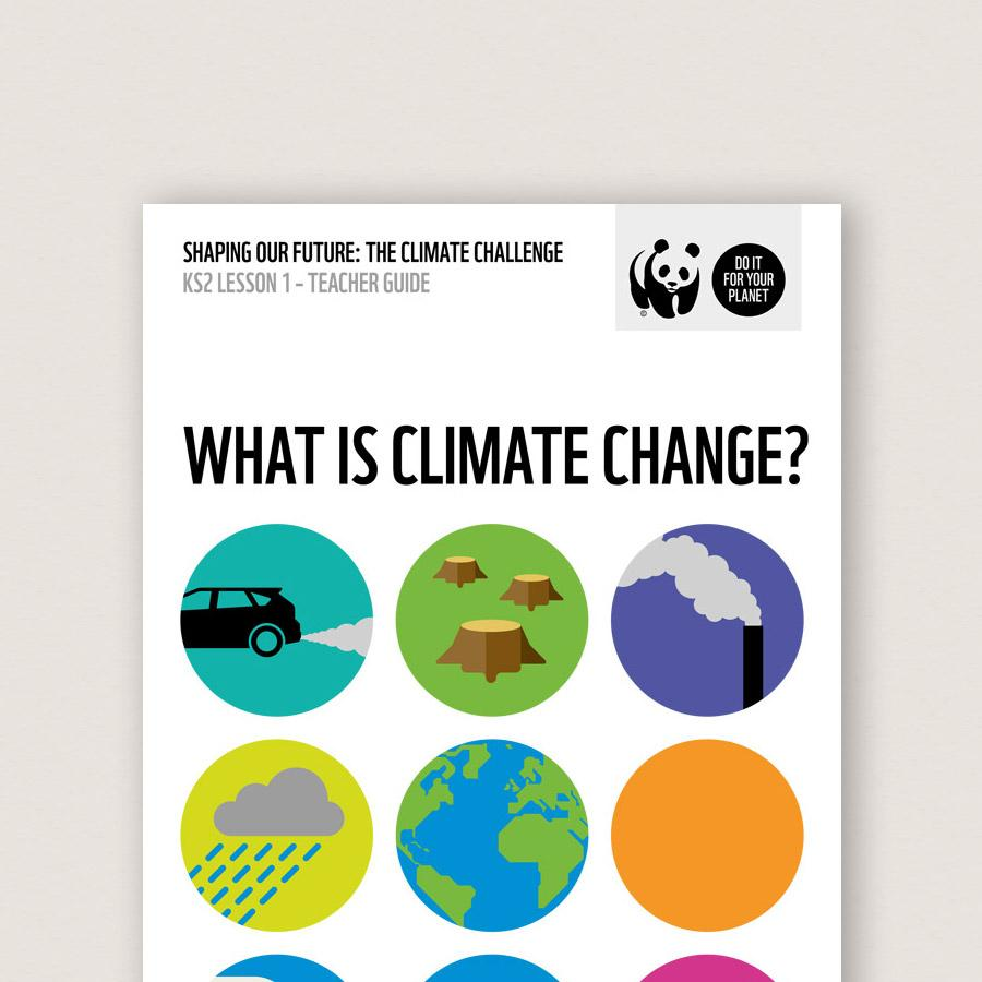 What is climate change (KS2)