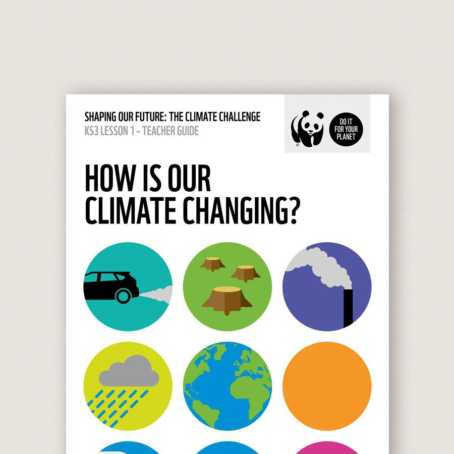 How is your climate changing (KS3)