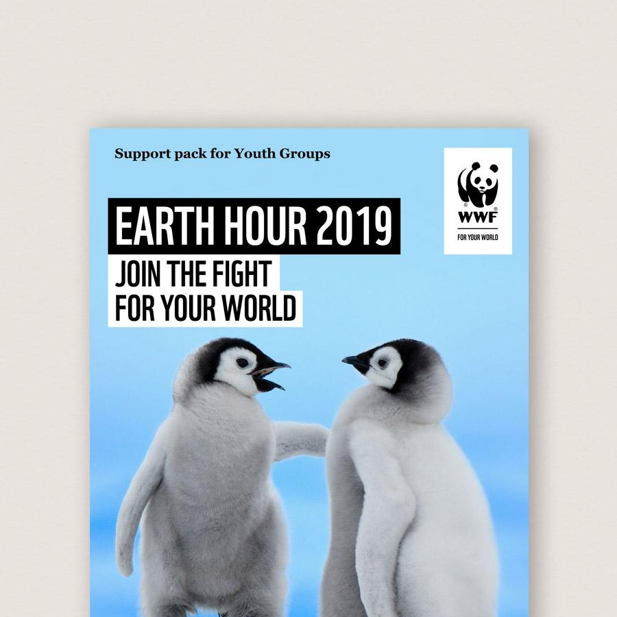 Youth Groups Earth Hour 2019 | WWF