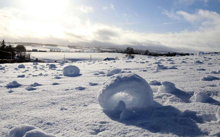 The Economic Impact of Extreme Weather on Scottish Agriculture - Feb 2019